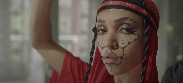 Nike ft FKA Twigs